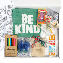 Load image into Gallery viewer, Kids Be Kind Friendship Box Ages 8-12