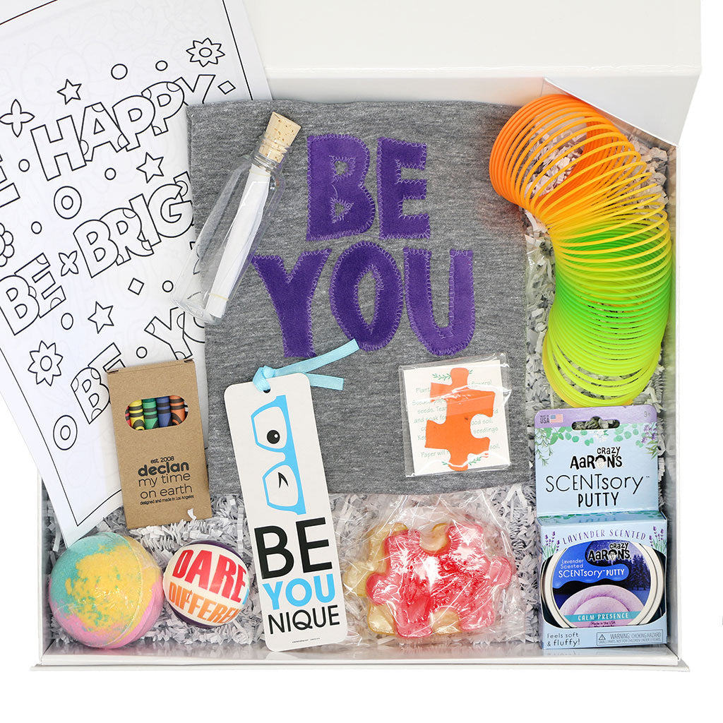 Kids Be You Friendship Box Ages 8-12
