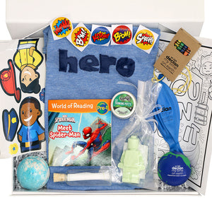 Kids Hero Friendship Box Ages 4-6