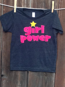 Women's Girl Power Tee