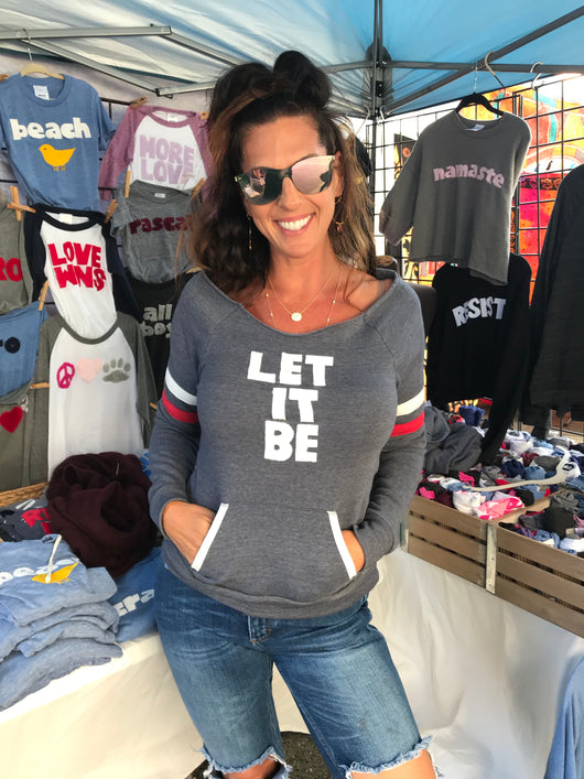 Women's Let It Be Fleece Maniac