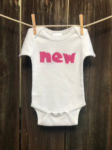Infant New One Piece