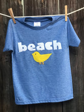 Load image into Gallery viewer, Kid's Beach Chick Tee