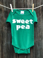 Load image into Gallery viewer, Infant Sweet Pea One Piece