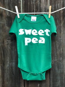 Infant Sweet Pea One Piece