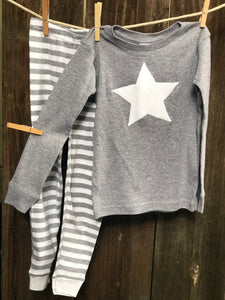 Kids Star Pajamas