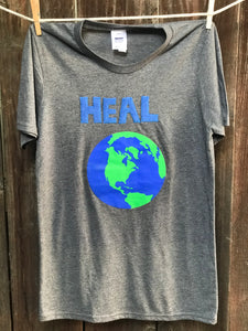 Unisex HEAL Tee in a Bottle