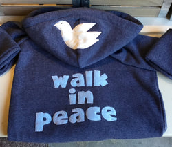 Women's Walk In Peace Fleece Jacket