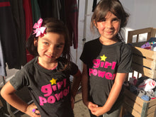 Load image into Gallery viewer, Kid's Girl Power Tee