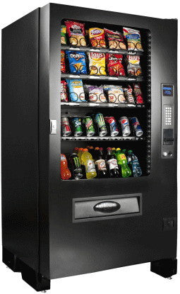 Snack / Soda Combination Vending Machines
