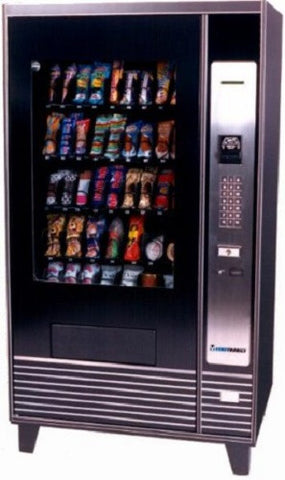 Frozen Food & Ice Cream Vending