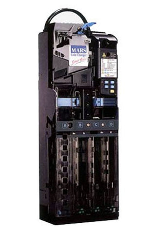 Mars VN4010 24 volt 4 Tube Logic Coin Mechanism