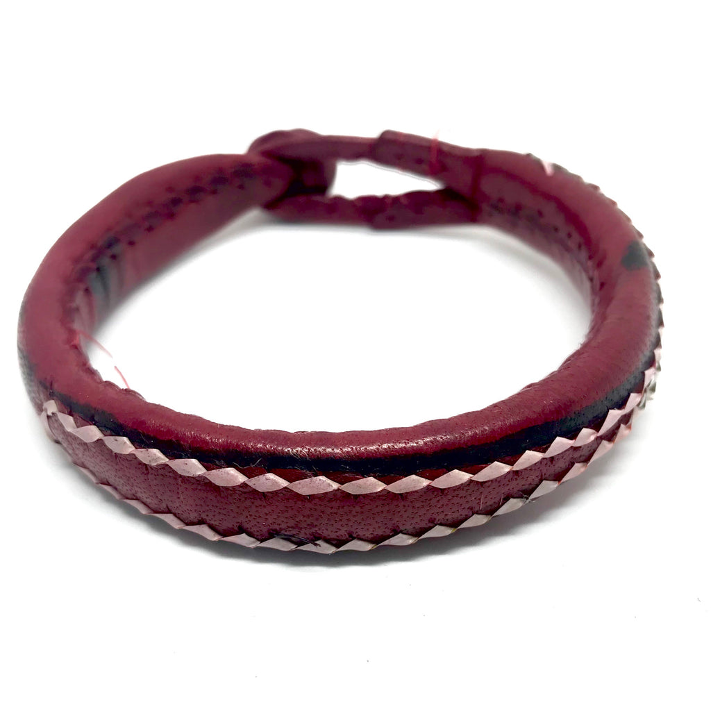 Chimwemwe Leather Bracelet