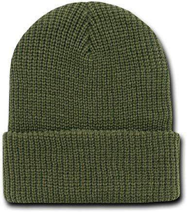 Vintage deadstock military beanies, multiple colors