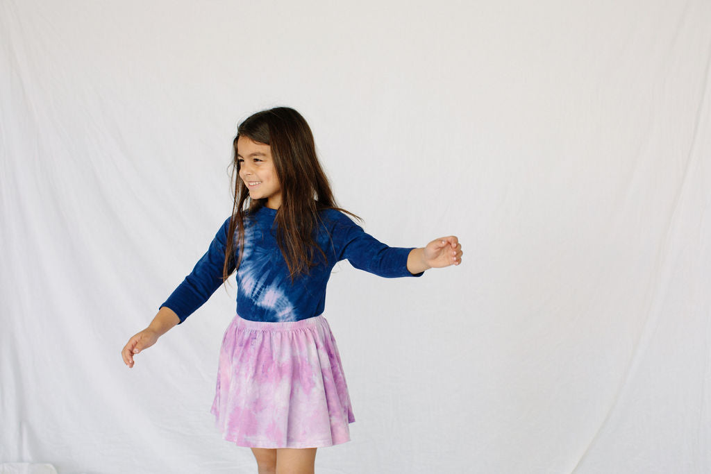 Willa Skirt, in Blooming Lilac
