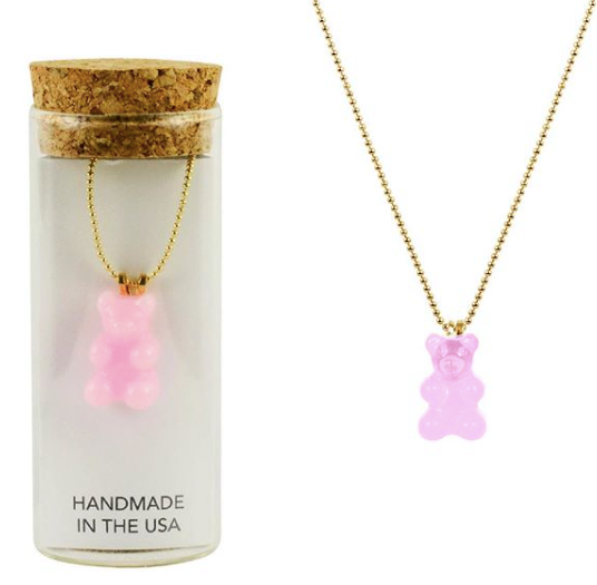 Necklace in a Bottle