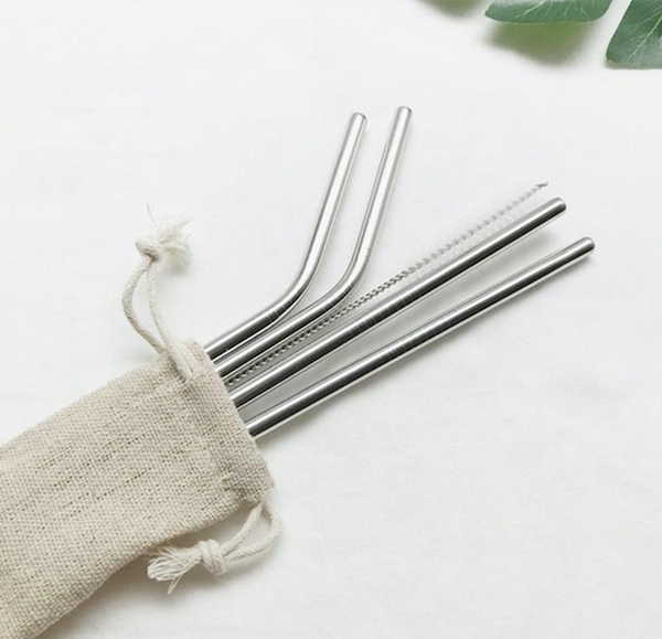 Metal Straw Set