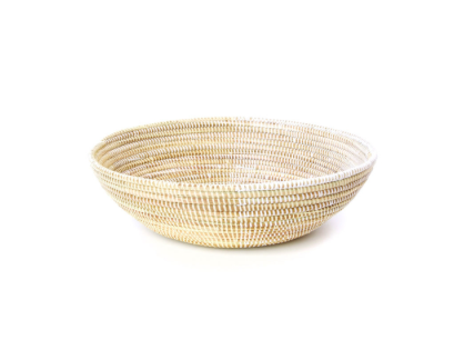 Vanilla & White Large Basket