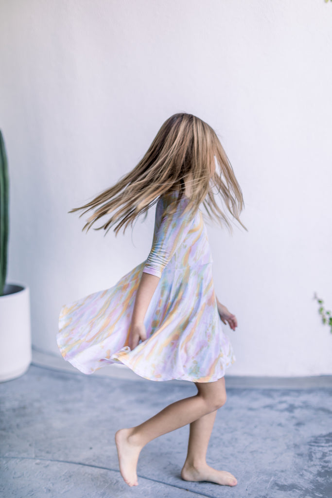 Sunrise Ballerina Dress