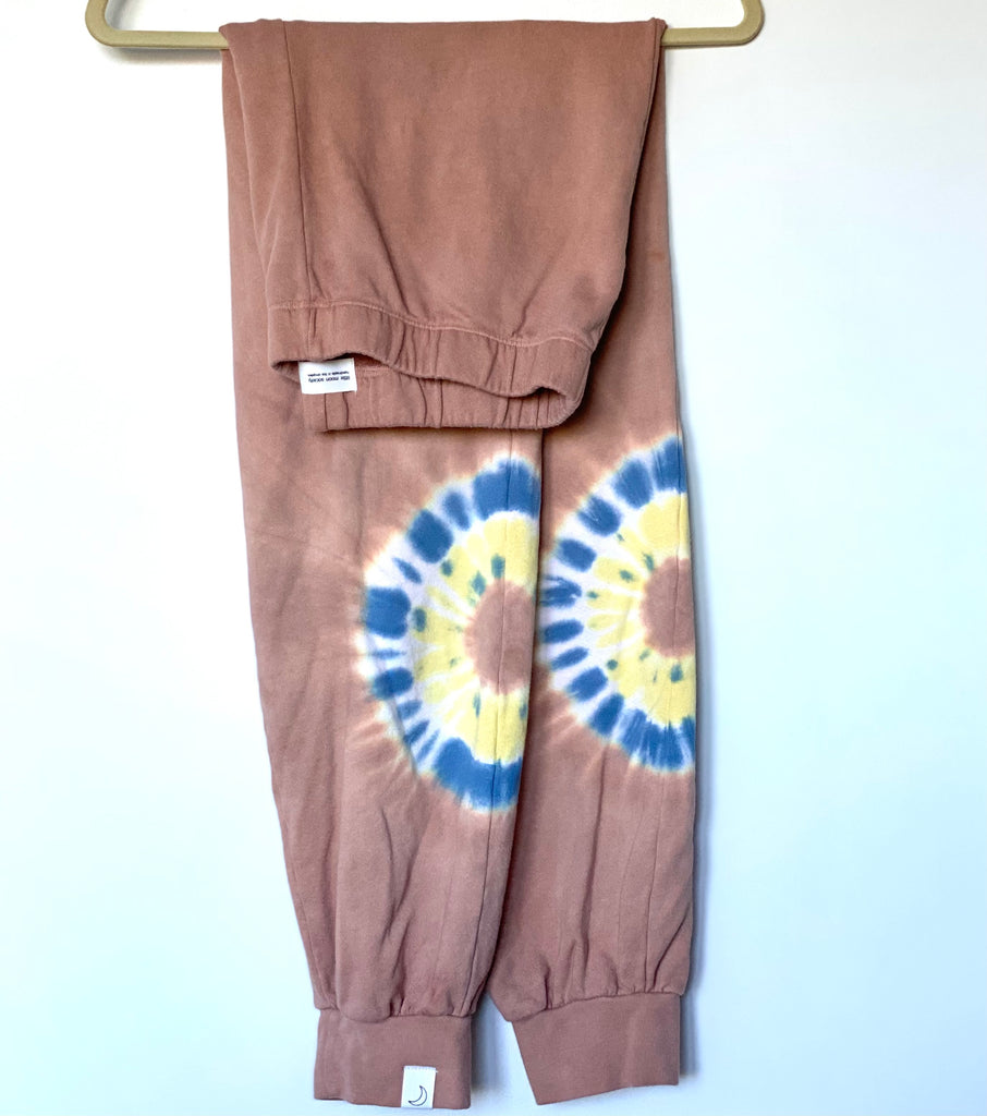 Terracotta Eye Jogger Sweatpants