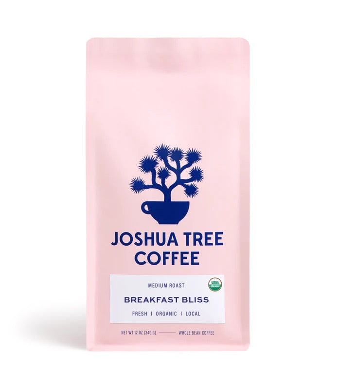 Joshua Tree Coffee- breakfast bliss