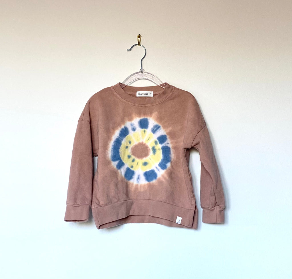 Terracotta Kids High Hem Pullover