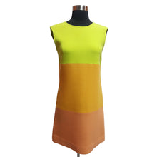 Genny Colorblock Dress