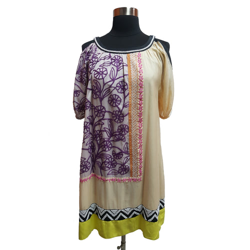 bdba55ba7c2a9 Leifnotes from Anthropologie Beaded and Embroidered Dress