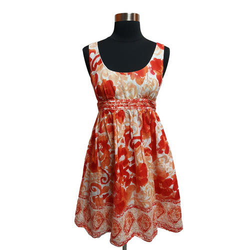43ddc0863a83a Adrianna Papell Floral Watercolor Floral Dress