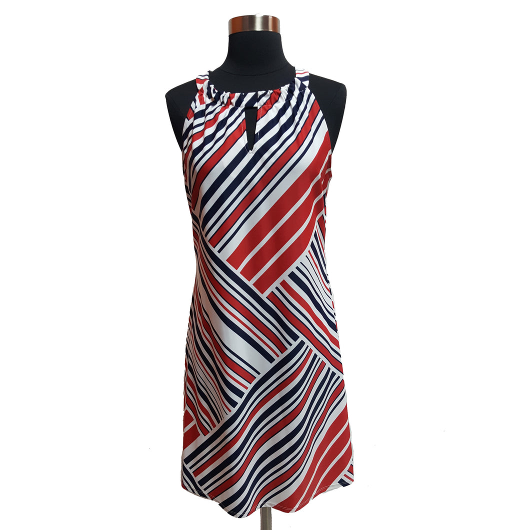 Jude Connally Striped Dress
