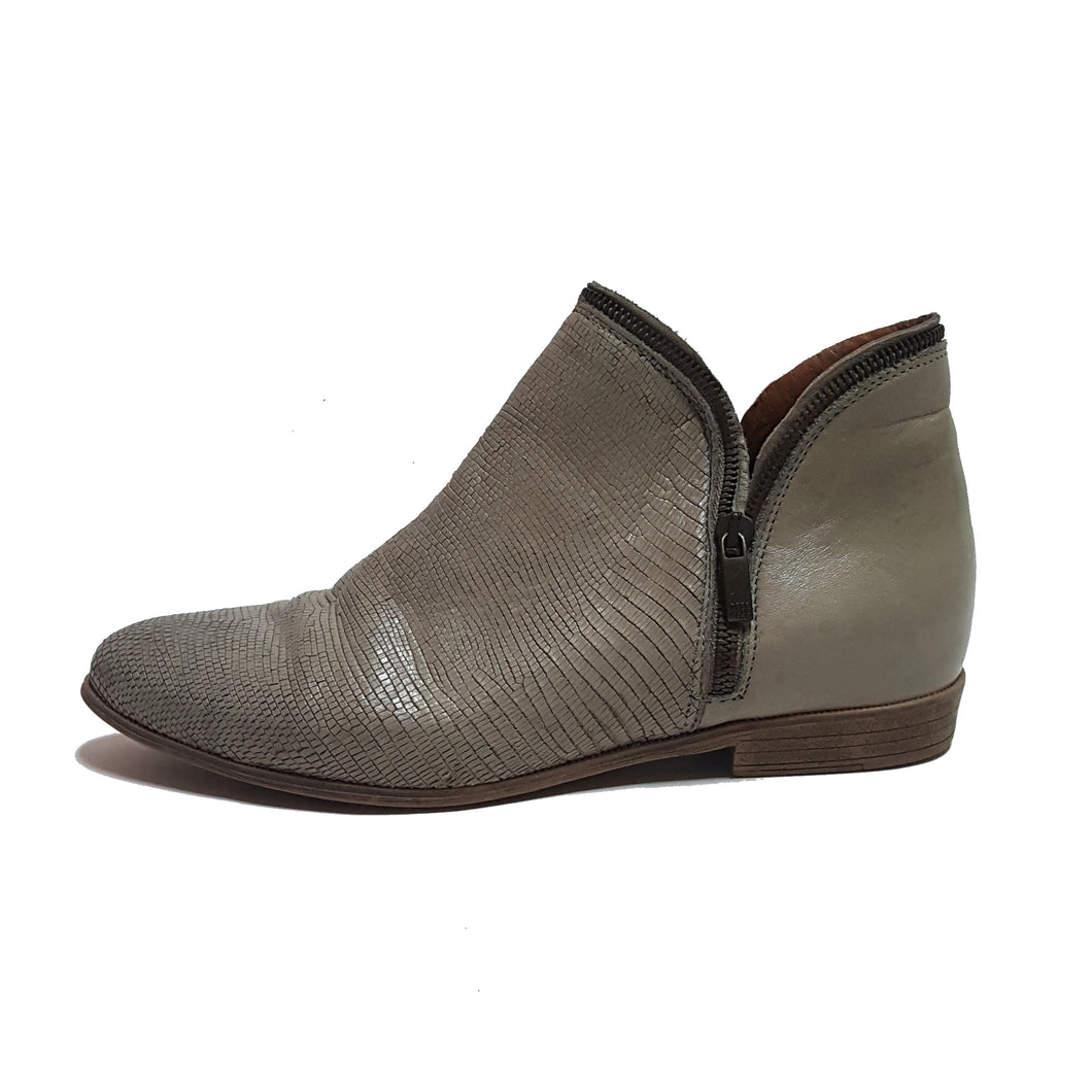 Eric Michael Side Zip Bootie