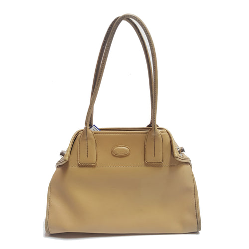 Tods 2-Strap Tote