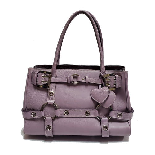 Luella Multi Buckle Purse