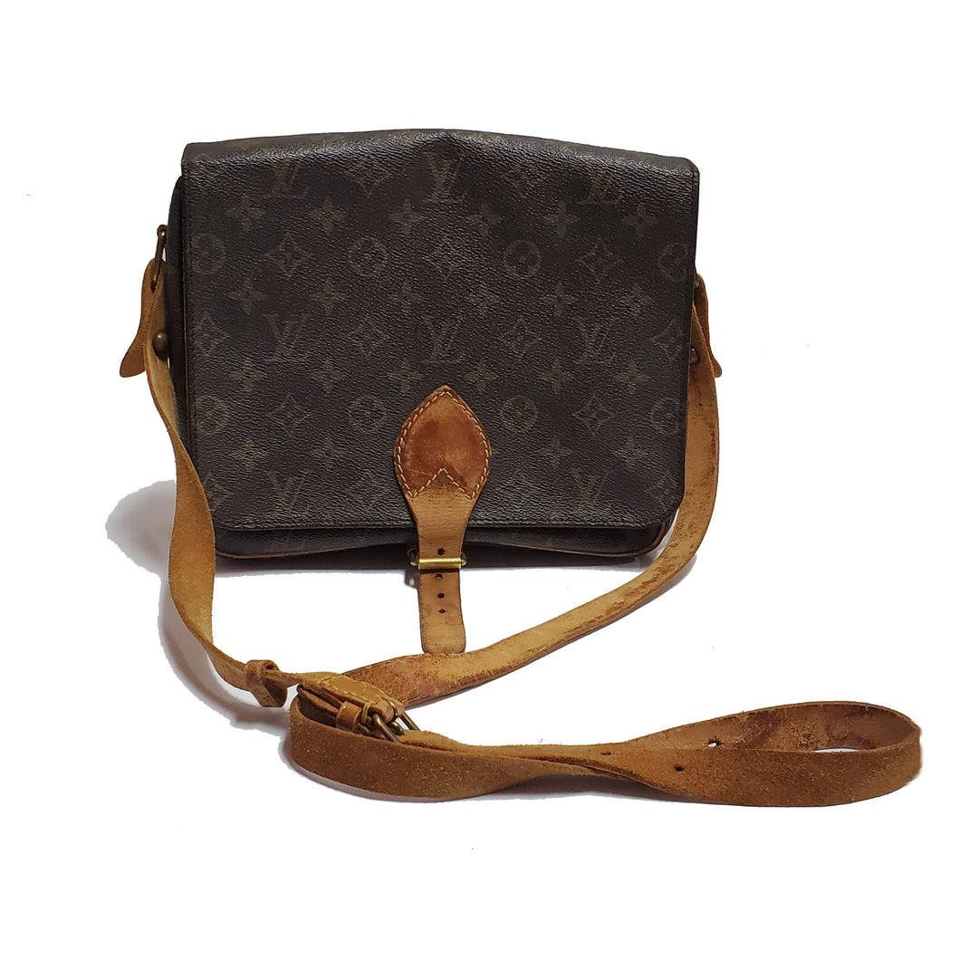 Louis Vuitton Vintage Saddle Bag