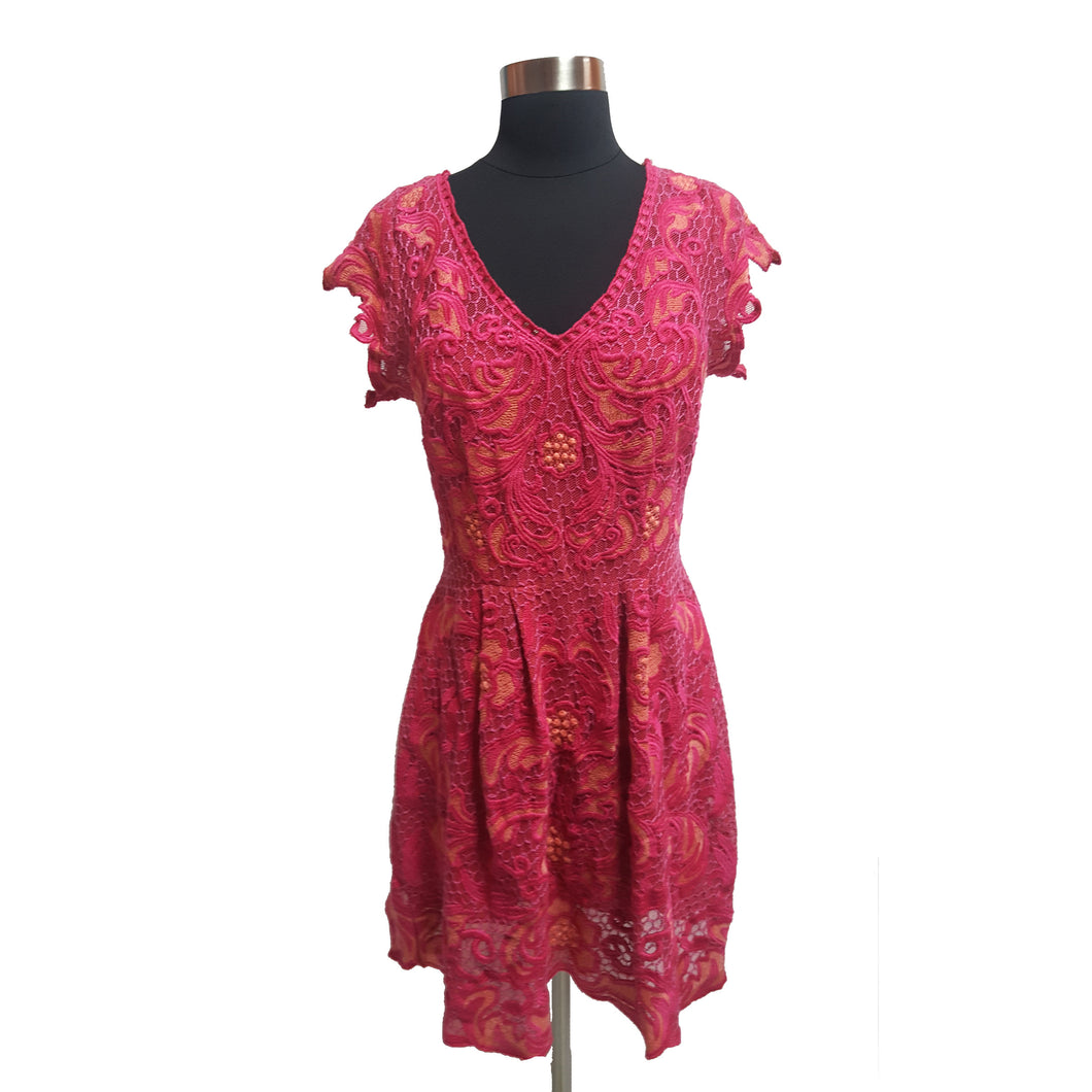 Baraschi Lace Dress