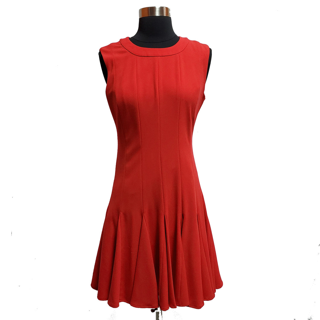 Bcbgmaxazria Pleated Dress