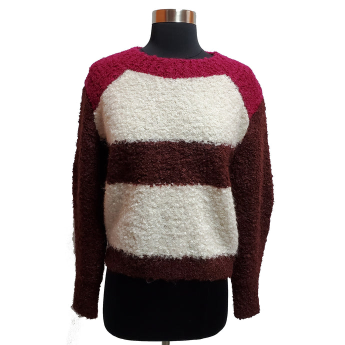 Isabel Marant Mohair Striped Sweater