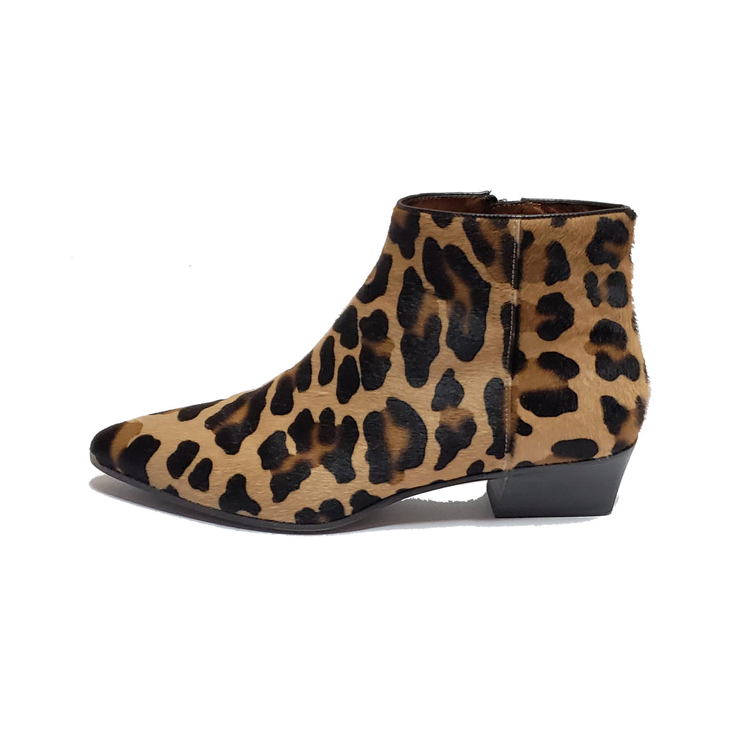 Aquatalia Cheetah Bootie
