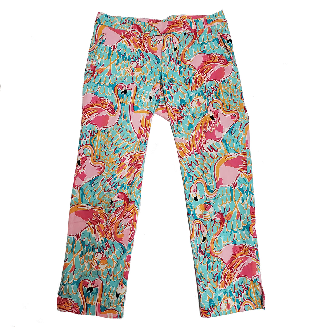 Lilly Pulitzer Flamingo Pants