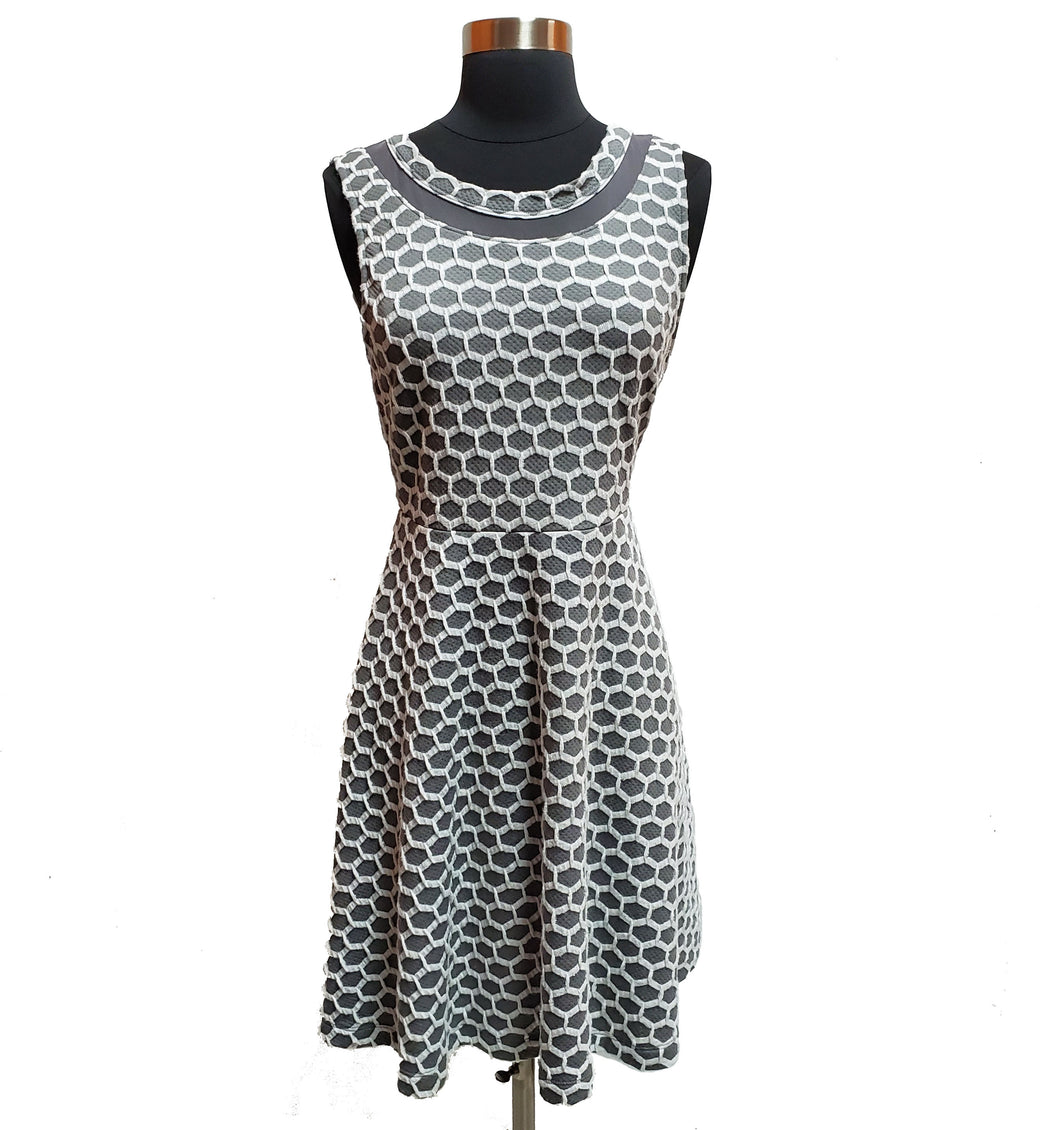 Pixley Textured Dress