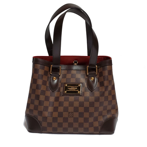 Louis Vuitton Checkered Purse