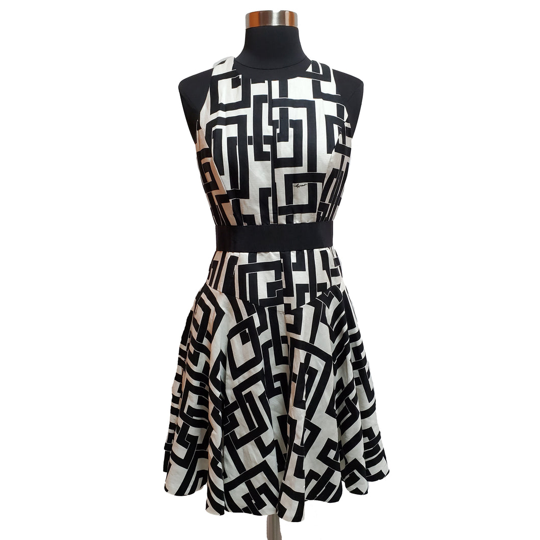 Milly of New York Patterned Dress