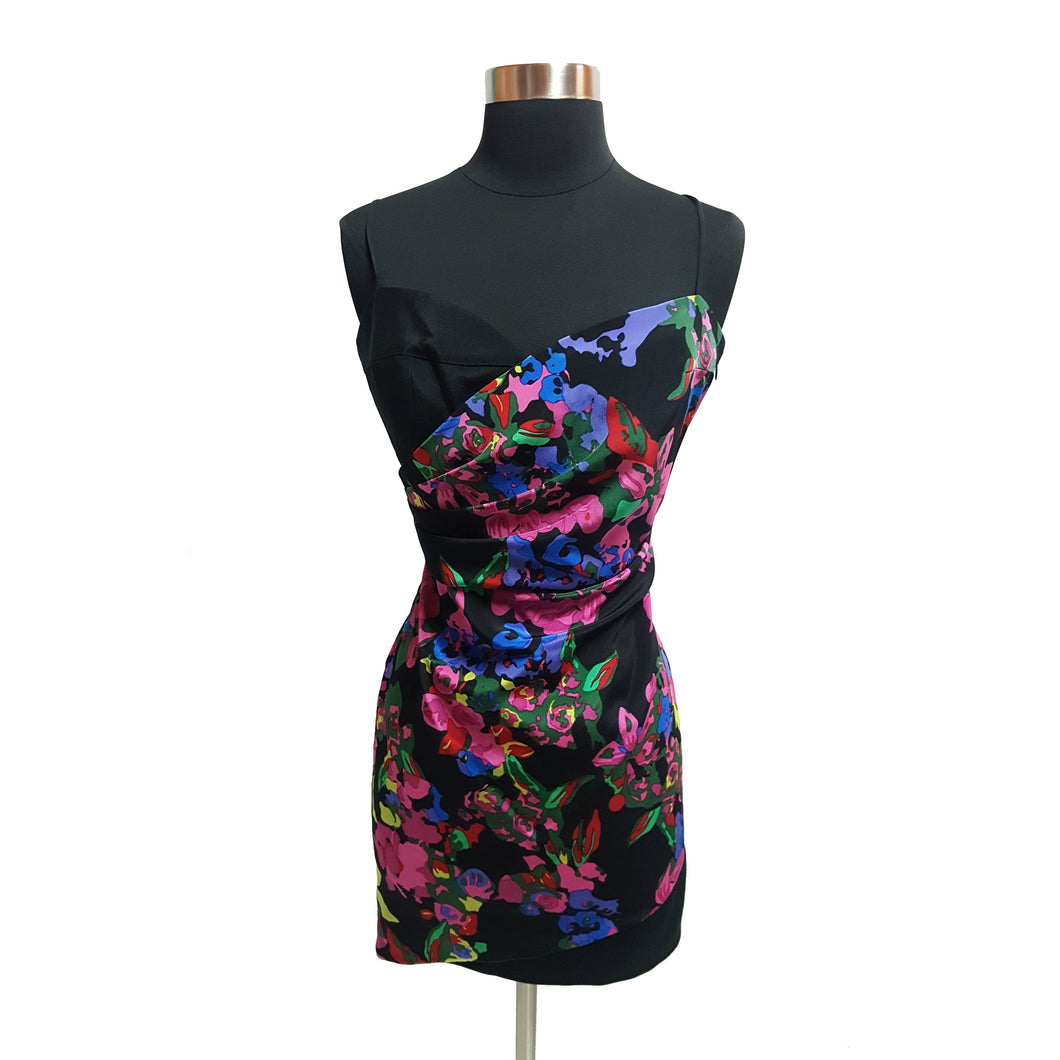 Naom Hanoch Floral Dress