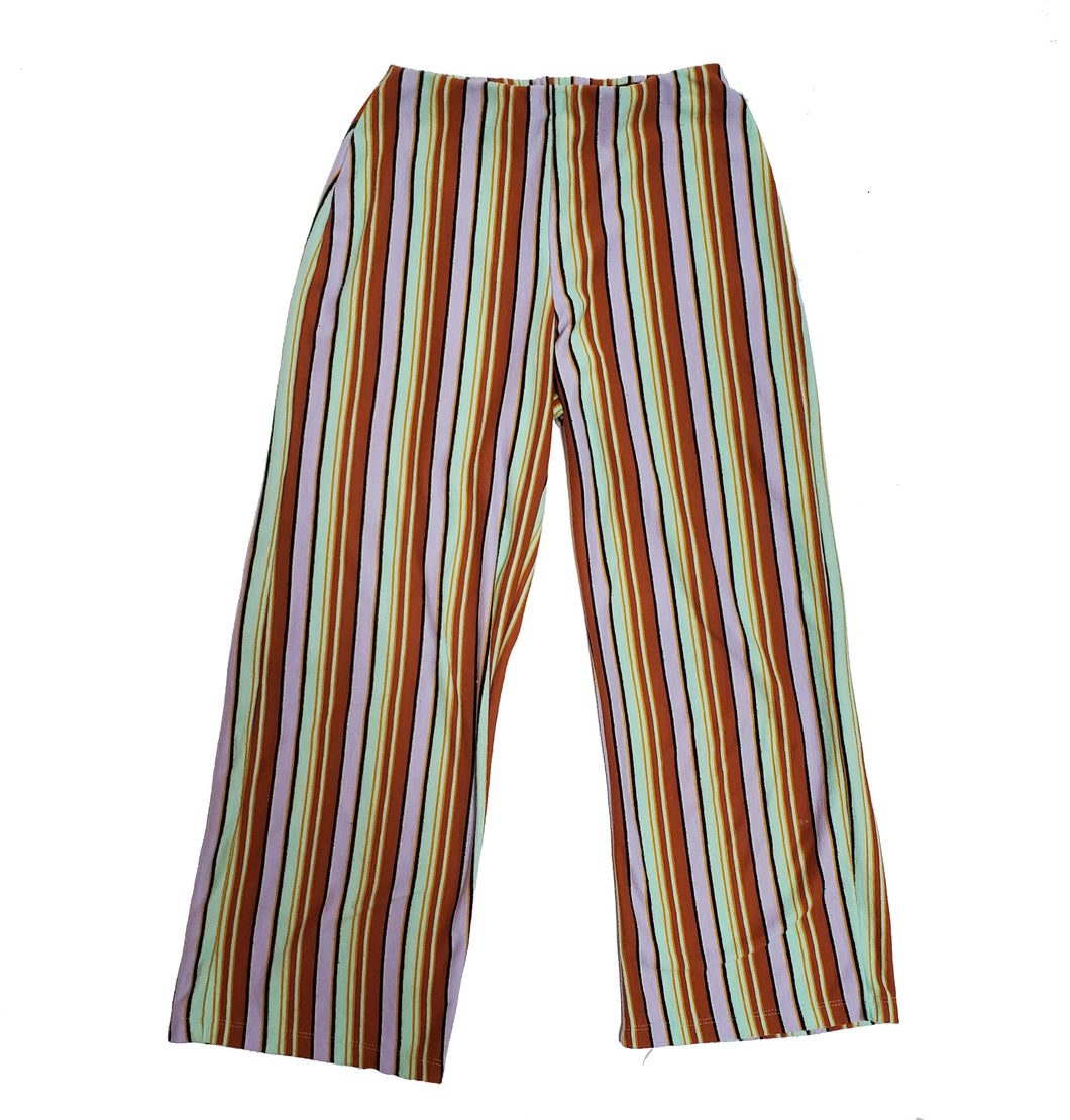 Silence & Noise Striped Pants