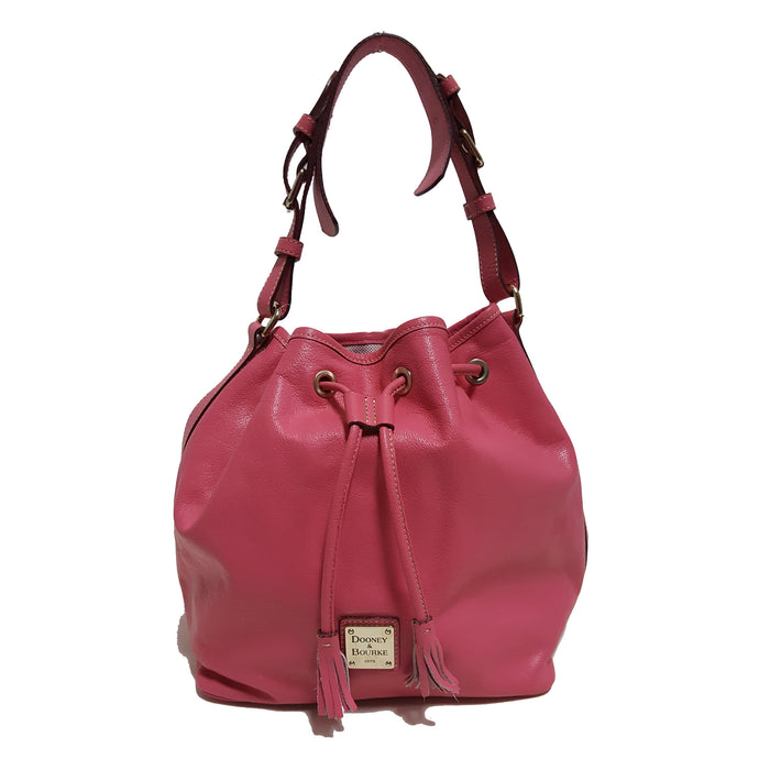 Dooney & Bourke One Strap Tassel Bag