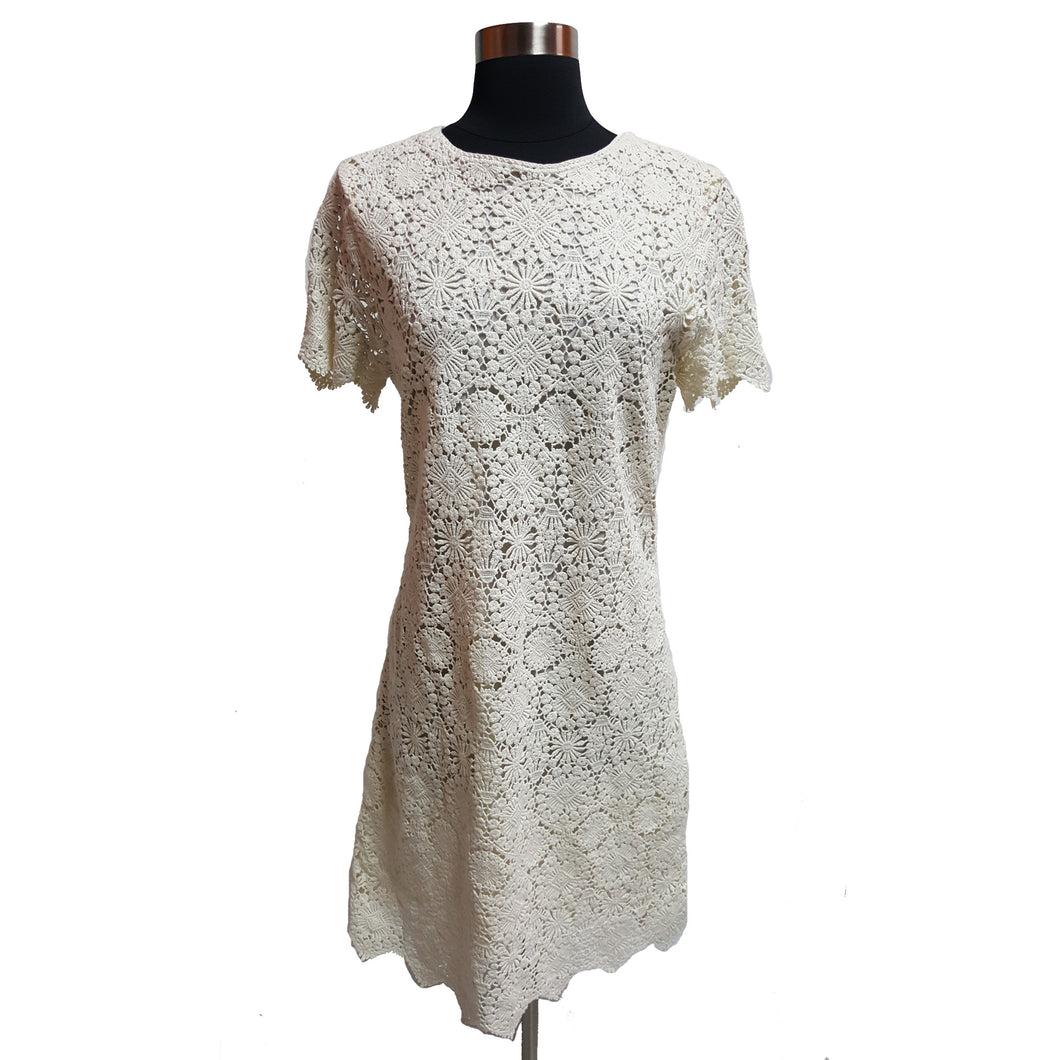 Tory Burch Crochet Dress