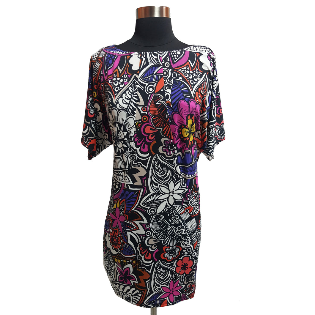 Trina Turk Floral Shift Dress