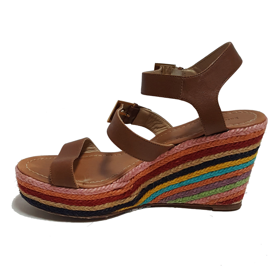 Kate Spade Rainbow Wedge
