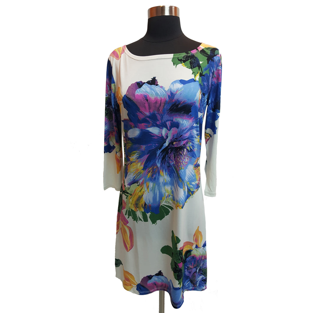 Jean-Pierre Klifa of Paris Floral Dress