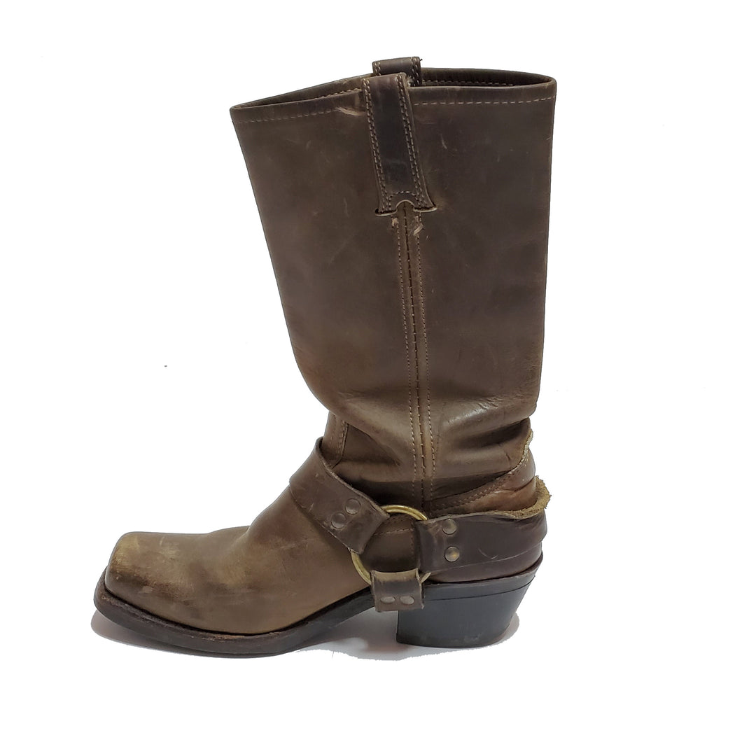 Frye Harness Boot